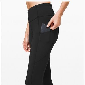 Lululemon High Rise Fast and Free Legging
